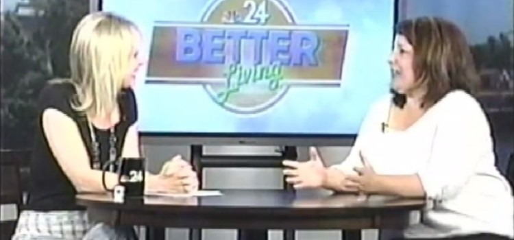 "See the Campaign for the Croswell on NBC24's ""Better Living"""